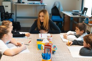 Creative writing summer workshops with Storymakers and Nikki Young